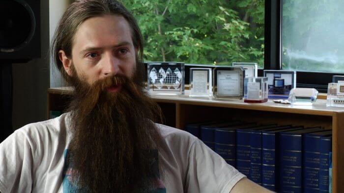 famous transhumanist Aubrey De Grey