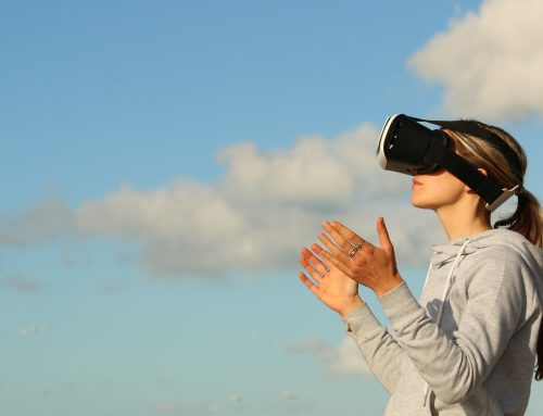 Virtual Reality. Impact, risico's & voorbeelden (4x)