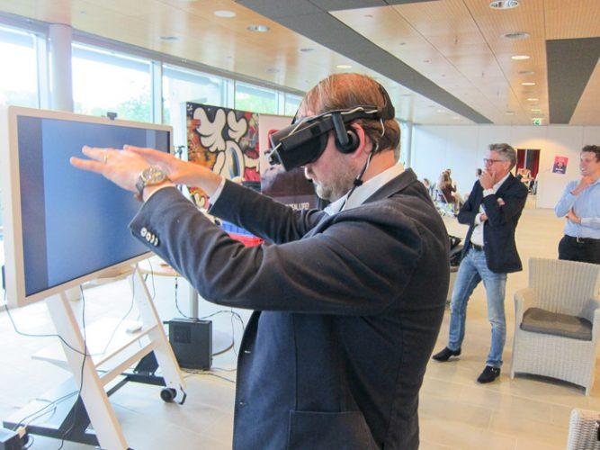 Demonstratie VR