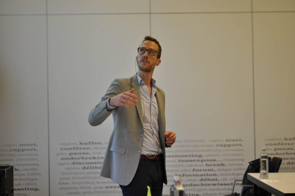 Peter Joosten biohacker